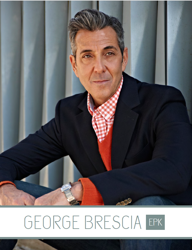 George Brescia image for press kit